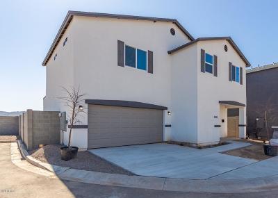 Phoenix Single Family Home For Sale: 1021 E Odeum Lane