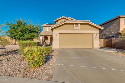 Buckeye Single Family Home For Sale: 69 N 237th Lane