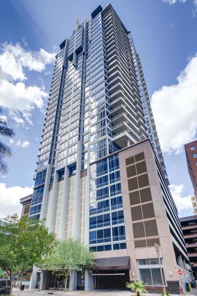 Phoenix Loft Style For Sale: 44 W Monroe Street #1104