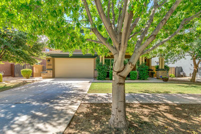 Gilbert Single Family Home For Sale: 3511 E Morrison Ranch Parkway