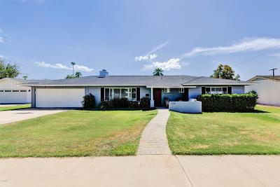 Phoenix Single Family Home For Sale: 3229 E Montecito Avenue