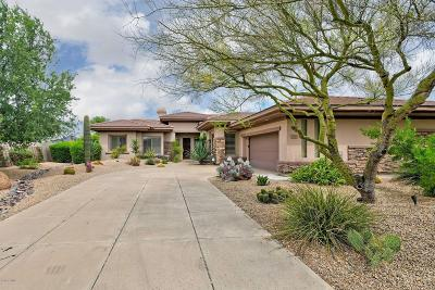 Scottsdale Single Family Home For Sale: 7582 E Visao Drive