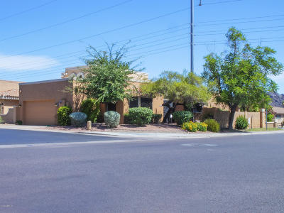 Phoenix Single Family Home For Sale: 10601 N 11th Place