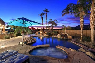 Scottsdale Single Family Home For Sale: 12290 E Gold Dust Avenue