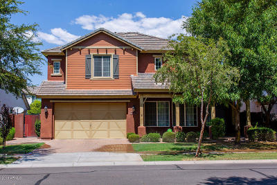 Gilbert Single Family Home For Sale: 3480 E Comstock Drive