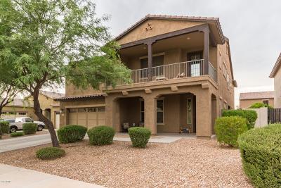 Gilbert Single Family Home For Sale: 2862 E Citadel Court