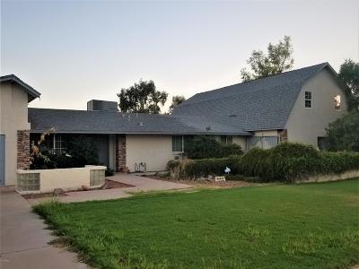 Gilbert Single Family Home For Sale: 843 E Harwell Road