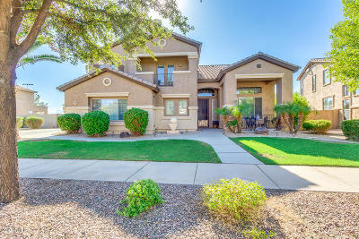 Queen Creek Single Family Home For Sale: 20784 S 186th Place