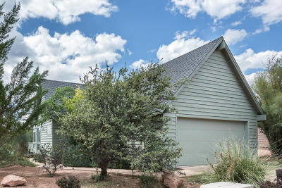Chaparral Pines Single Family Home For Sale: 2401 E Elk Run Court