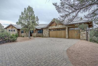 Rim Club, The 1 & 2 Single Family Home For Sale: 202 S Crescent Moon
