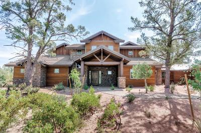 Rim Club, The 1 & 2 Single Family Home For Sale: 609 S Pine Stream