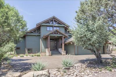 Single Family Home For Sale: 2805 E Coyote Mint Circle