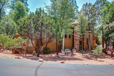 Chaparral Pines Single Family Home For Sale: 2504 E Scarlet Bugler Circle