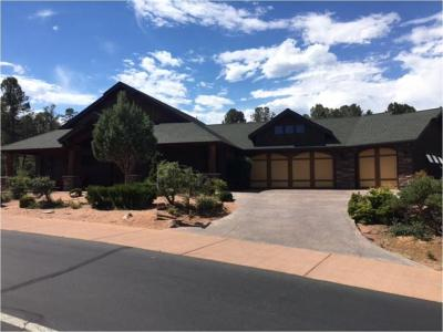 Chaparral Pines Single Family Home For Sale: 1011 N Scenic Drive