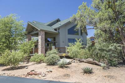 Chaparral Pines Single Family Home For Sale: 926 N Scenic Drive