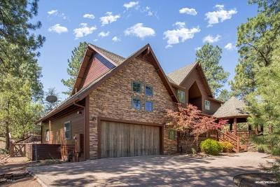 Chaparral Pines Single Family Home For Sale: 304 N Grapevine Drive