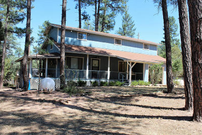 Pine AZ Single Family Home For Sale: $241,000