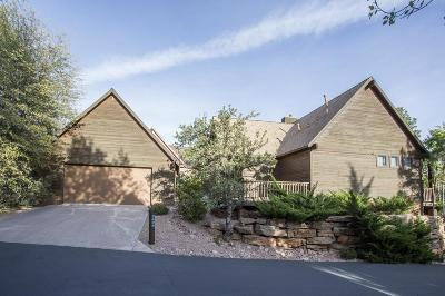Chaparral Pines Single Family Home For Sale: 2408 E Elk Run Court