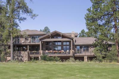 Rim Club, The 1 & 2 Single Family Home For Sale: 601 S Pine Stream