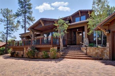 Payson AZ Single Family Home For Sale: $649,900