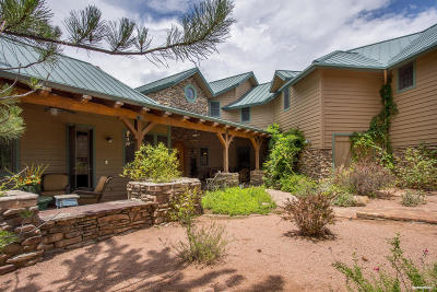 Payson AZ Single Family Home For Sale: $1,100,000