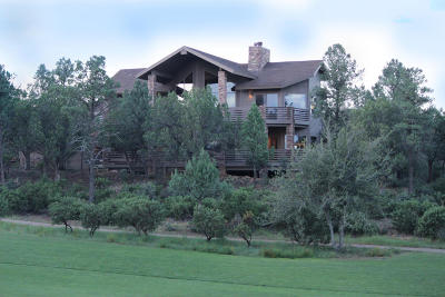 Payson AZ Single Family Home For Sale: $675,000