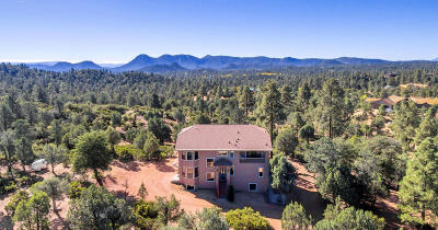 Payson Single Family Home For Sale: 809 N Chaparral Pines Drive