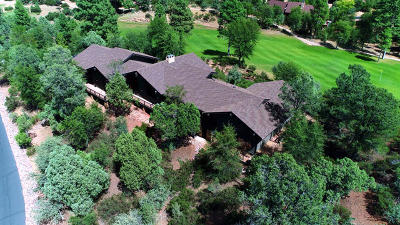 Payson AZ Single Family Home For Sale: $985,000