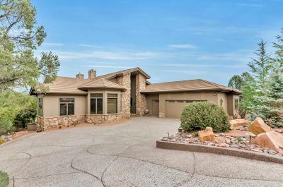 Chaparral Pines Single Family Home For Sale: 2412 E Golden Aster