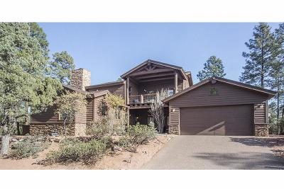 Chaparral Pines Single Family Home For Sale: 2410 E Scarlet Bugler Circle