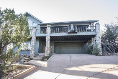 Payson AZ Single Family Home For Sale: $495,000