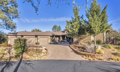 Chaparral Pines Single Family Home For Sale: 2300 E Buckbrush Circle