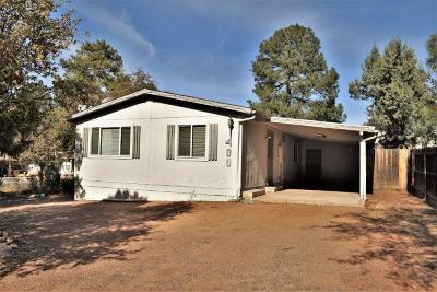 Payson Single Family Home For Sale: 400 E Forest Drive