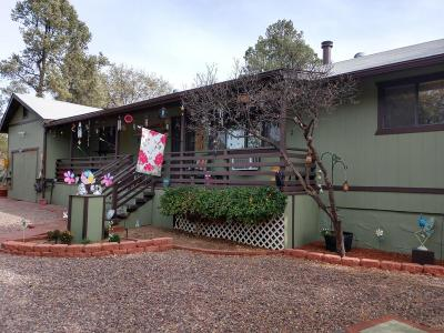 Payson Single Family Home For Sale: 814 E Park Drive