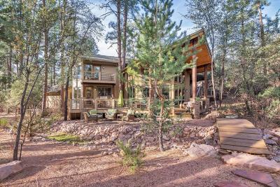 Payson AZ Single Family Home For Sale: $745,000
