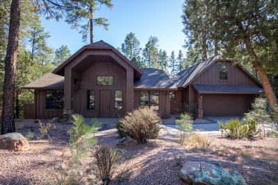 Chaparral Pines Single Family Home For Sale: 2517 E Scarlet Bugler