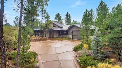 Rim Club Single Family Home For Sale: 2903 E Lions Pocket