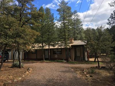Pine AZ Single Family Home For Sale: $269,000