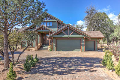 Chaparral Pines Single Family Home For Sale: 2805 E Coyote Mint Circle
