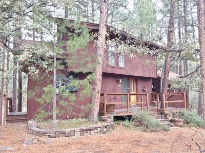 Pine AZ Single Family Home For Sale: $283,000
