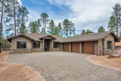 Chaparral Pines Single Family Home For Sale: 508 N Club Drive