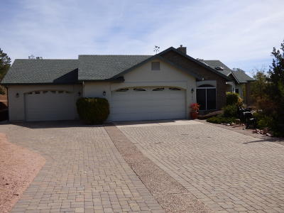 Payson Single Family Home For Sale: 303 N Deer Trail