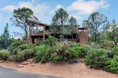 Payson AZ Single Family Home For Sale: $649,000