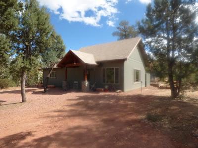 Pine AZ Single Family Home For Sale: $210,000