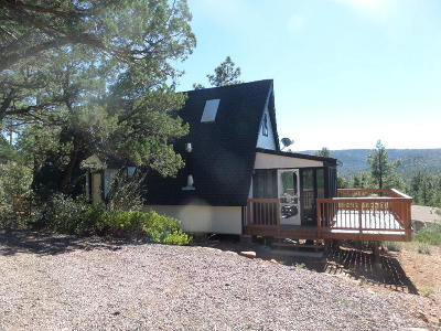 Strawberry Single Family Home For Sale: 9233 W Tomahawk Trail