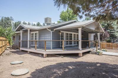 Payson Single Family Home For Sale: 759 W Haught Ave