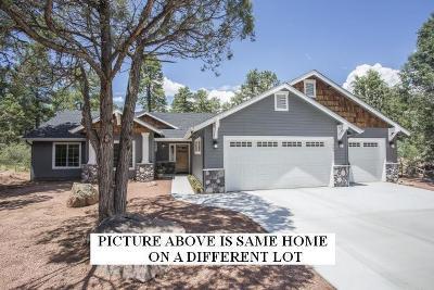 Payson Single Family Home For Sale: 614 E Coronado Way
