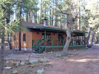 Payson Single Family Home For Sale: 716 W Ellison Creek Trail