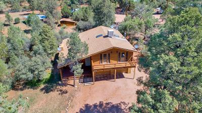Payson Single Family Home For Sale: 64 W Claxton Road