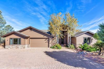 Chaparral Pines Single Family Home For Sale: 2416 E Golden Aster Circle